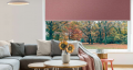 Autumn Chilli Roller Blinds  - A-One Blinds, A1 Blinds, AOne Blinds Tauranga